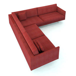 Furniture sectional couch cover club home design for Sofa table revit